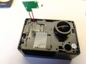 Aceline S-60 без платы кнопки
